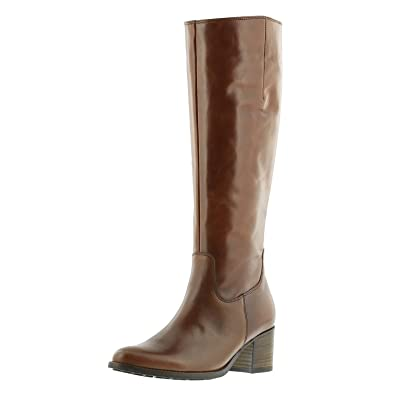 9b2b04f55a35d Gabor Women's Fashion Cold Lined Classic Boots Long Length Brown Size: 10 UK