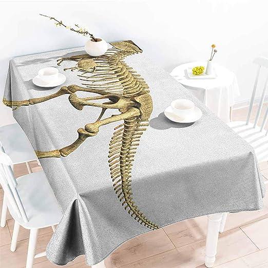 familytaste Dinosaurio, Mantel Rectangular de Tela ...