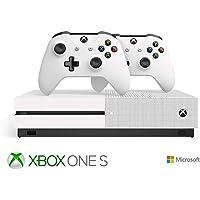 Console Xbox One S - 1 TB e 2 Controles - Xbox One