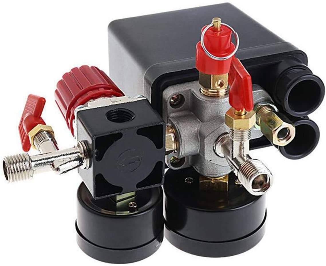 Druckschalter Luftkompressor Ventil 90 120 PSI Druckregler