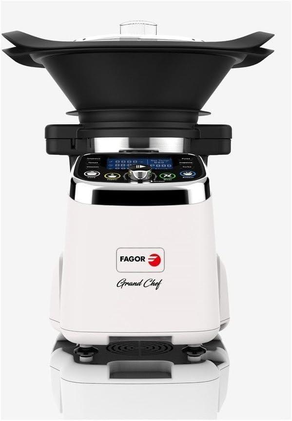 Fagor FG 510 Grand Chef Robot olla multifunción blanco 3 L, 1500 W: Amazon.es: Hogar