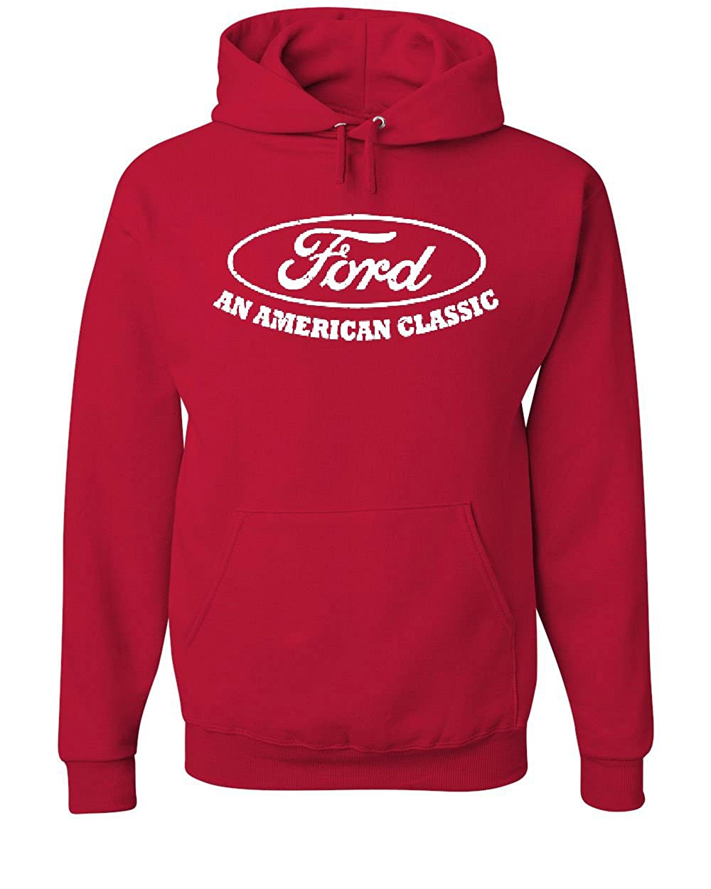 Tee Hunt Ford an American Classic Hoodie Ford Truck Licensed Sweatshirt