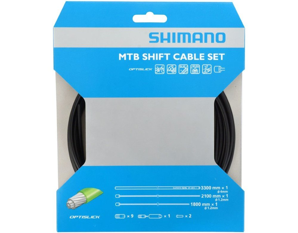 Shimano MTB Shift Cable Set OPTISLICK (NEW Material)