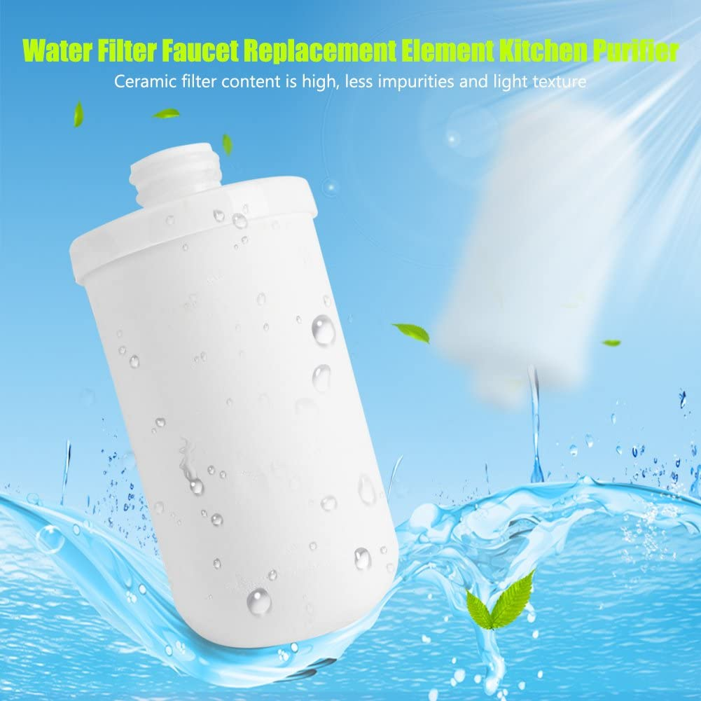elemento di ricambio del rubinetto purificatore della cucina filtro dellacqua Elemento filtro dellacqua iFCOW rubinetto della cartuccia dellacqua