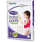 Himalaya Total Care Baby Pants Diapers, X Large, 54 Count