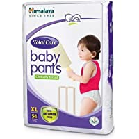 Himalaya Total Care Extra Large Size Baby Pants Diapers (54 Count)
