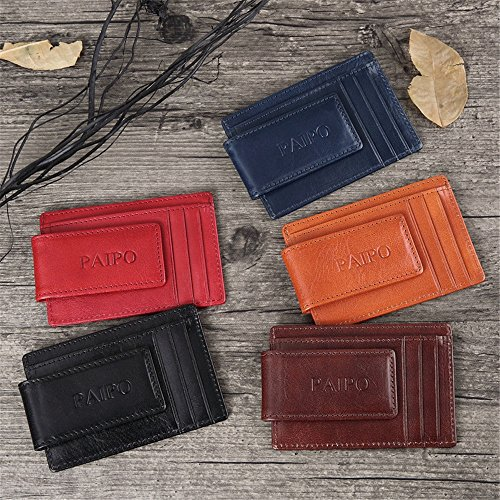 Card Sac Dark Unisexe Lady Brown d'organe Billets qualité Lovely Haute Color Carte rabbit Pince Visite Case Slim à Blue de Type 5vgwU0xwq