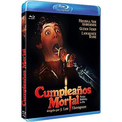 Cumpleaños Mortal  BD 1981 Happy Birthday to Me [Blu-ray]