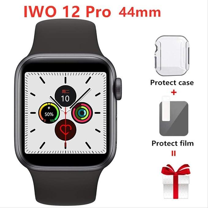 Hombres Smart Watch Series 5 1: 1 44mm Estuche para iOS ...