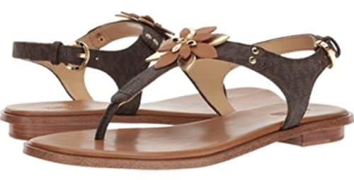 bb1bc047134 Michael Kors Heidi Flat Thong Sandals  Buy Online at Low Prices in ...