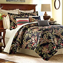 61XUXc58KpL._SS247_ The Best Palm Tree Bedding and Comforter Sets