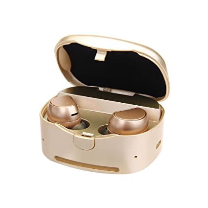 SZDLDT New TWS Twins Bluetooth earpieces Double earbuds in ear Auriculares With Charger box Mini Ecouteurs