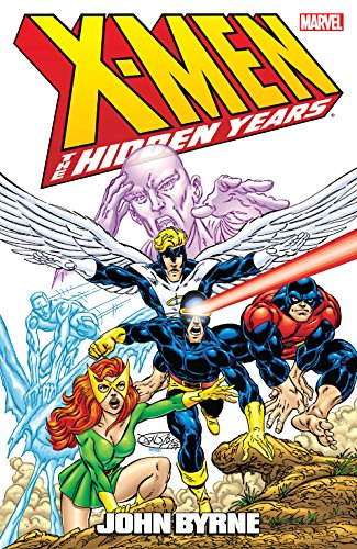 X-Men: The Hidden Years Vol. 1 (X-Men: The Hidden Years (1999-2001)) cover