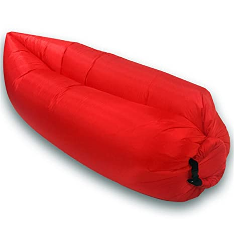 yikun Camping sofá Dormir laybag hinchable, diseño de nylon cama de aire Lazy bolsas Fashion
