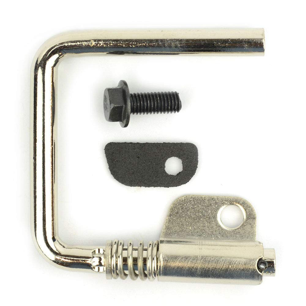 Spring Loaded Rafter Hook/Retractable Nail Gun Hanger For Hitachi NR83A2 - M745H1W by KINN