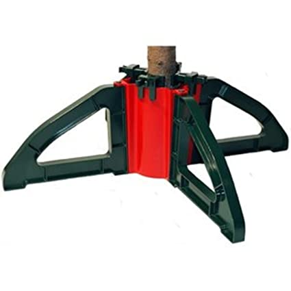 Omega Christmas Tree Stand With Clamping System For Real Live