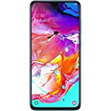 "Samsung Galaxy A70 (128GB, 6GB RAM) 6.7"" in-Screen Fingerprint, 25W Super-Fast Charger, US + Global 4G LTE GSM Unlocked…"