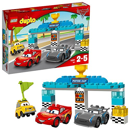 [해외] 레고 (LEGO) 듀플로 디즈니 Cars/카 피doll 컵 레이스 10857