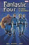 img - for Fantastic Four by Waid & Wieringo Ultimate Collection, Book 2 book / textbook / text book