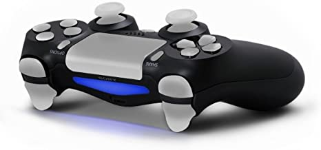 kwmobile Teclas para Playstation 4 en transparente: Amazon.es: Videojuegos