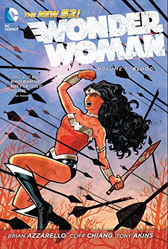 Wonder Woman, Vol. 1: Blood (The New 52) (Best Wonder Woman Moments)