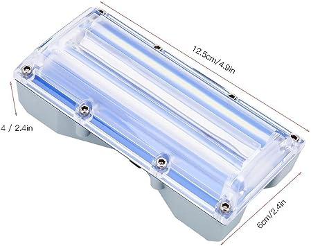 Dilwe Luz LED para Bicicletas, Carga USB Luz Trasera para ...