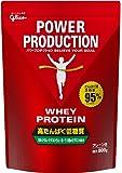 グリコ パワープロダクション ホエイプロテイン高たんぱく低糖質 プレーン味 800g【使用目安 40食分】WPI たんぱく質含有率95%(無水物換算値)