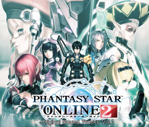 Phantasy Star Online 2 (Game) Original Soundtrack ()