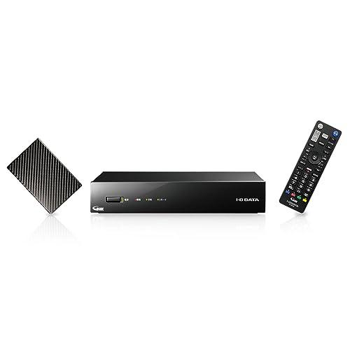 3番組同時録画で最強コスパのHDDレコーダー I-O DATA HVTR-T3HD2T