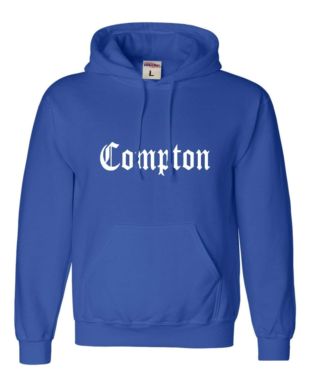 Compton West Coast Gangsta Rap Sweatshirt
