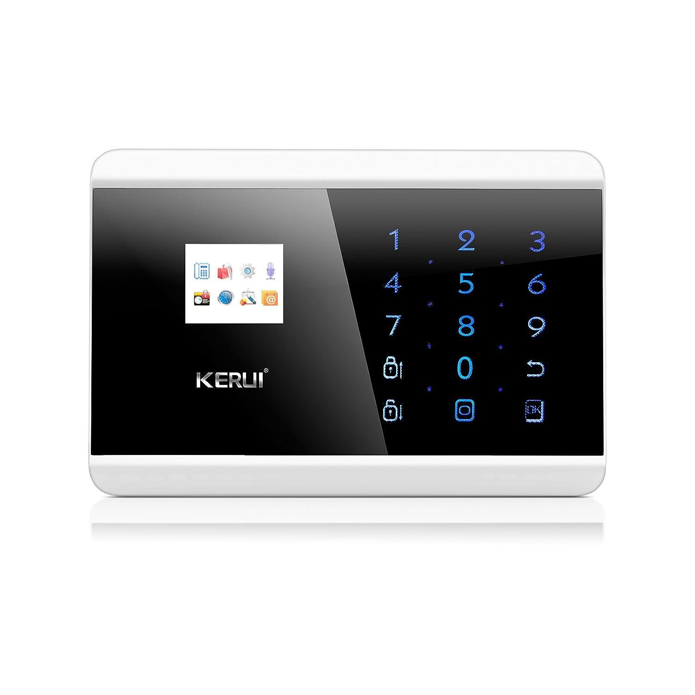 Amazon.com: 8218G - Sistema de alarma inalámbrico Android ...