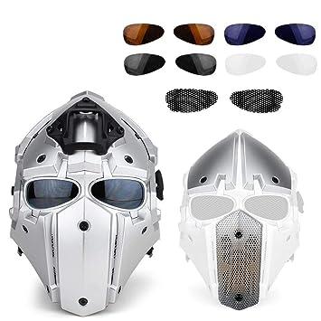 Casco de seguridad Casco de motocicleta Klapphelm Mascara de ...