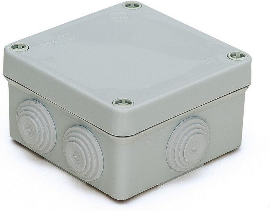 Famatel M111743 - Caja estanca ip55 100 x 100 x 55