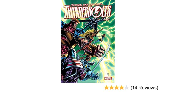 Thunderbolts Classic Vol. 1 (Thunderbolts (1997-2003))
