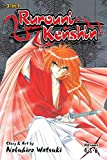 Rurouni Kenshin (3-in-1 Edition), Vol. 2: Includes Vols. 4, 5 & 6