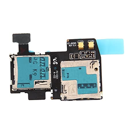 REPUESTOSCARDS Toma de Tarjeta Samsung Reemplazo de Conector ...