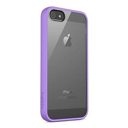 Amazon.com: Belkin View Case/Carcasa para iPhone 5 y 5S ...