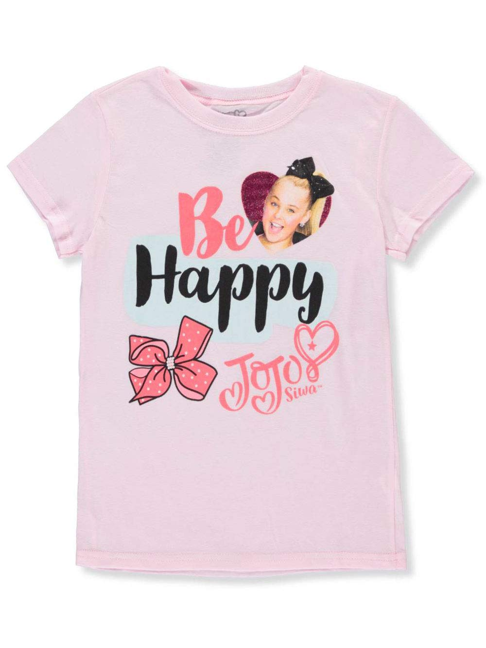 Jojo Siwa Girls' T-Shirt Jojo Siwa Girls' T-Shirt