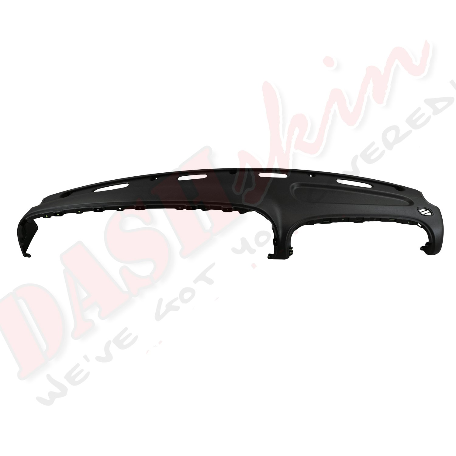 1998-2001 Dodge Ram Replacement Dashboard Assembly Dash Pad AGATE (Dark Grey)