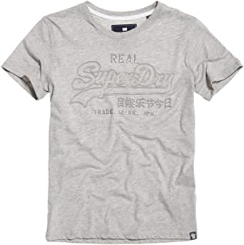 Superdry Vintage Logo Tonal Entry tee Camiseta para Mujer