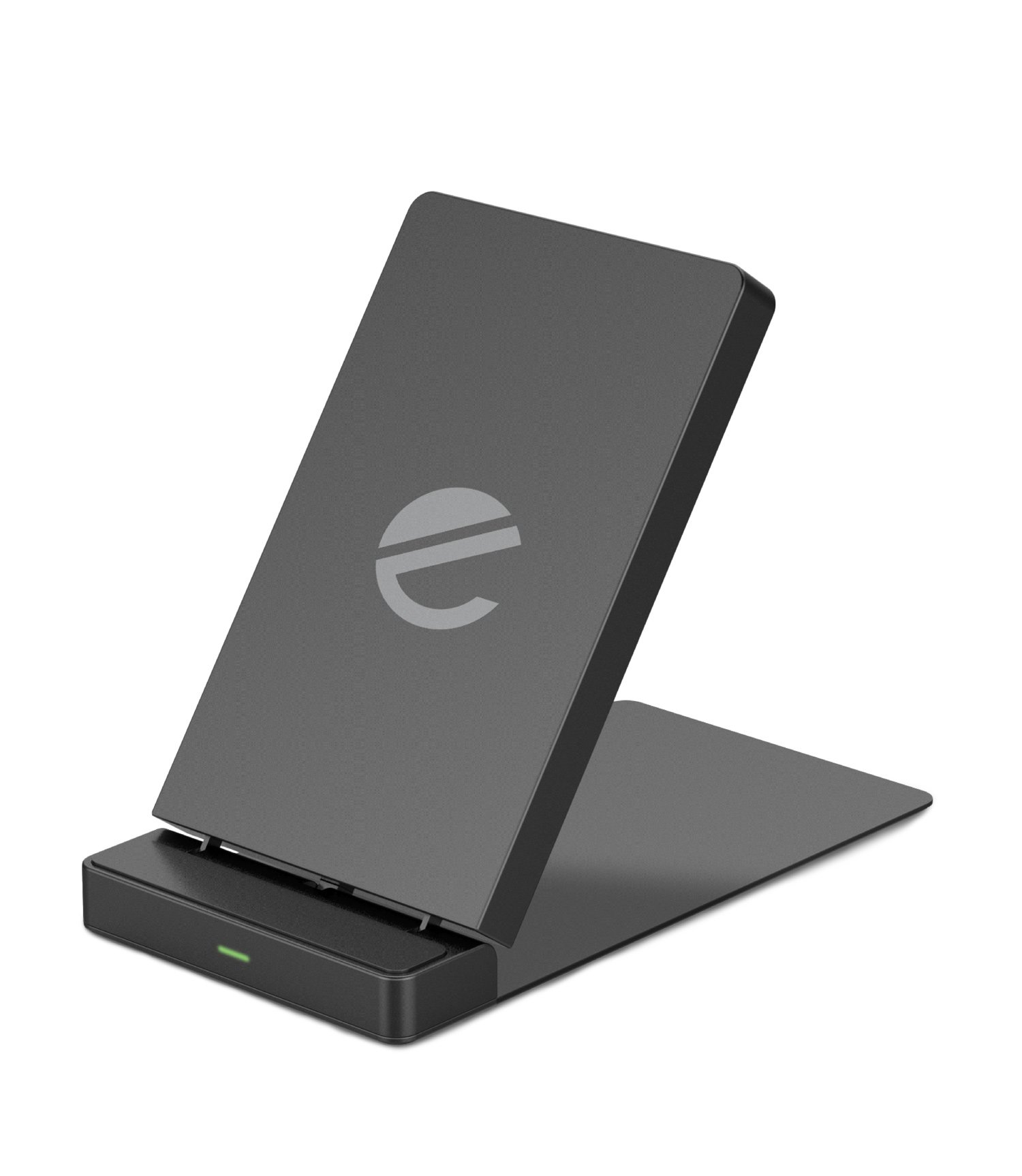 Fast Wireless Charger Foldable 10W Qi Wireless Charging Stand for iPhone X, iPhone 8/8 plus, Galaxy S9 / S9 plus, S8 / S8 Plus, S7/S7 Edge/S6 Edge, Note 8, Nexus 4/5/6/7, LG G6 and more Qi-Enabled Devices
