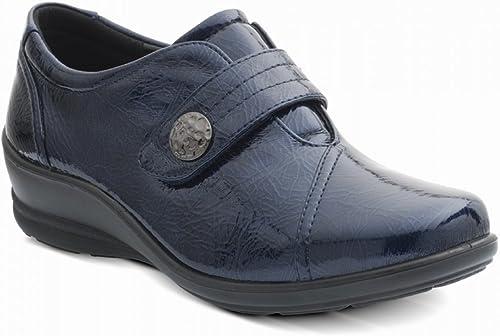 PADDERS Womens Simone Slip on Bar Shoe