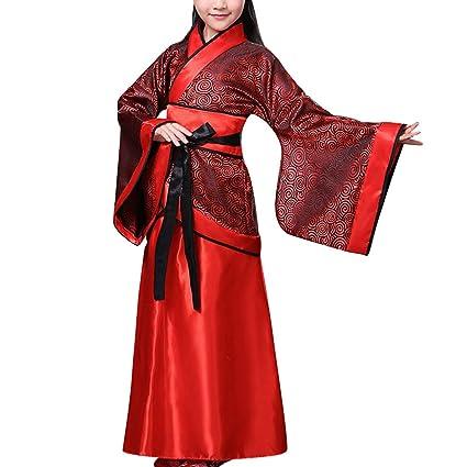 Daytwork Escenario Actuaciones Baile Hanfu - Niña Antiguo Chino ...