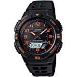 Casio Men's Slim Solar Multi-Function Analog-Digital Watch