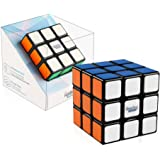 D-FantiX Rubik's Speed Cube 3x3, Gan RSC Rubiks Speed Cube 3x3x3 Magic Cube Puzzle Black