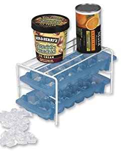 Better Houseware 1495 Ice Tray Holder, White