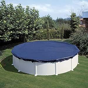Manufacturas Gre CIPR401 - Cubierta de invierno para piscinas redondas, Ø400 cm