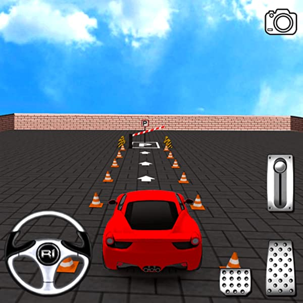 Amazon Com Car Parking 3d Appstore For Android