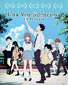 """Una Voz Silenciosa"" - Edicion Regular - Bluray + DVD Combo"