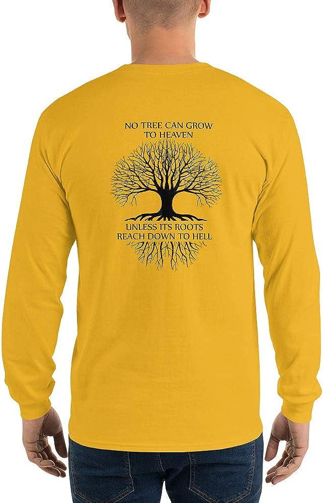 World Tree Hell to Heaven Long Sleeve T-Shirt